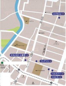 はしご酒map300524